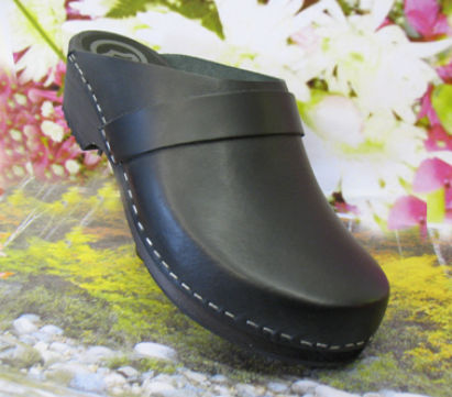 Wood sole quality Clogs for real foot health