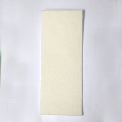 Cushioning soft felt self adhesive for feet