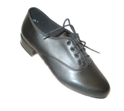 Mens oxford style tap shoes