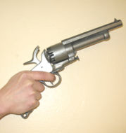Replica weapon le-matt pistol