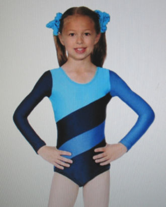 gymnastic cool flex keep fit leotard