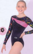 leotard for gymnastic performance