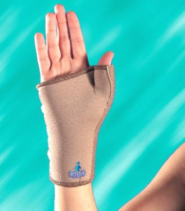 super support for wrist and thumb