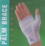 hand and palm support brace firm soft feel