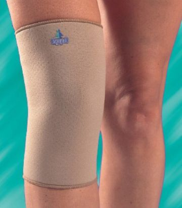 knee support soft but  firm breathable comfort