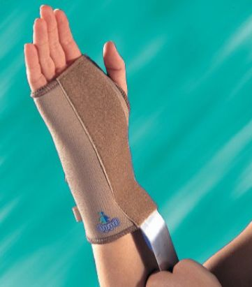 super support wrist with splint strengthener