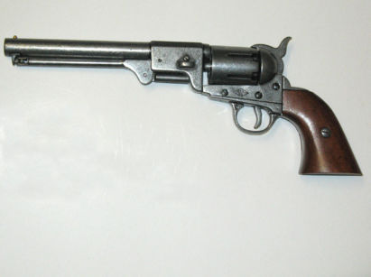 navy colt US design replica with moving parts