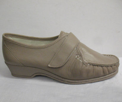 Sandpiper comfort shoes Eve soft  leather upper