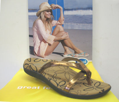 Dr Scholl orthaheel scholl with style sandal