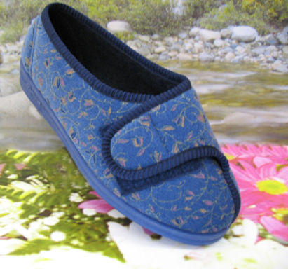 slippers easy comfort wide fit for ladies