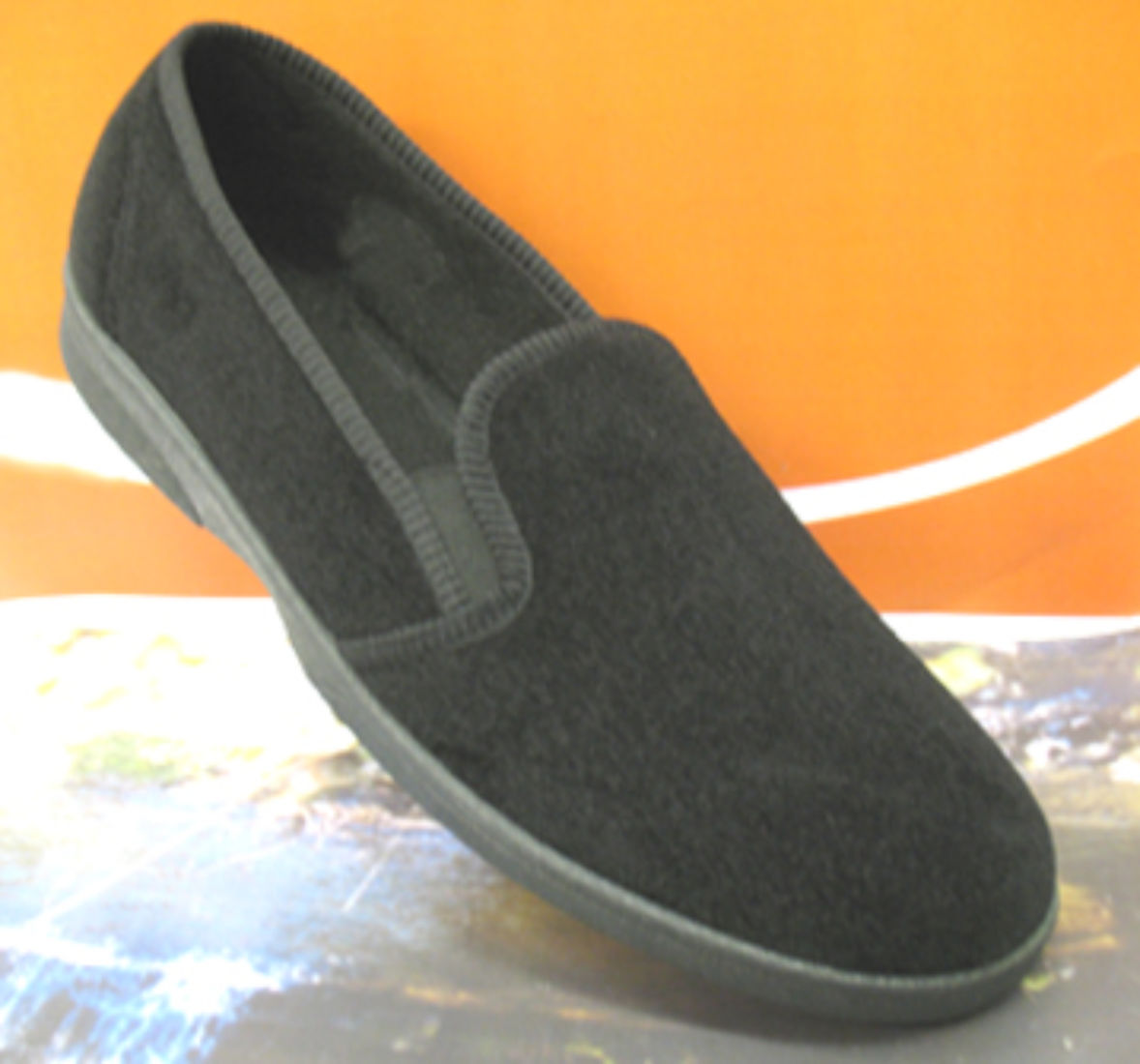 Mens slippers up to size size 14,