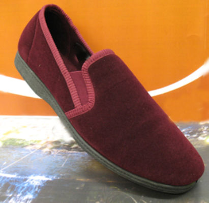 mens style slippers up to size 14